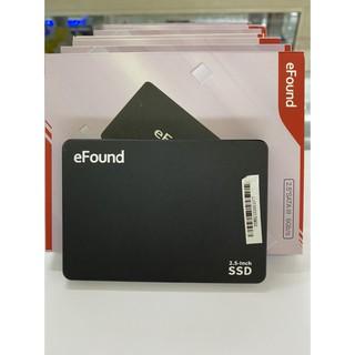 Ổ cứng SSD EFFOUND 128GB Sata III 6Gbit/s, 2.5 Inch Bảo hành 36 tháng