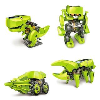 Lắp ráp robot 4 in 1