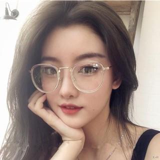 ✇Kính Mắt Trong Suốt Phong Cách Hàn Quốc