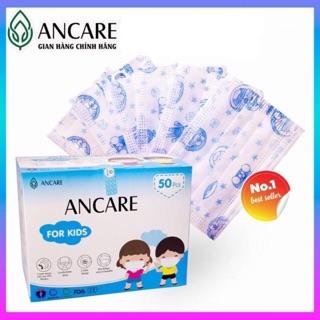 Hộp 50c khẩu trang y tế Ancare cho trẻ em thumbnail