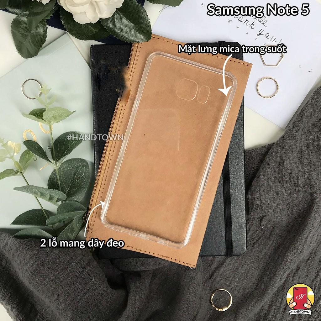Ốp lưng Samsung Galaxy Note 5 viền dẻo trong cực tinh tế chống sốc cho máy giá rẻ bền đẹp - 3419363 , 493081663 , 322_493081663 , 29000 , Op-lung-Samsung-Galaxy-Note-5-vien-deo-trong-cuc-tinh-te-chong-soc-cho-may-gia-re-ben-dep-322_493081663 , shopee.vn , Ốp lưng Samsung Galaxy Note 5 viền dẻo trong cực tinh tế chống sốc cho máy giá rẻ bền