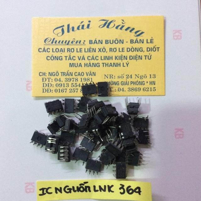 IC nguồn LNK364 - 14870499 , 1546840984 , 322_1546840984 , 15000 , IC-nguon-LNK364-322_1546840984 , shopee.vn , IC nguồn LNK364