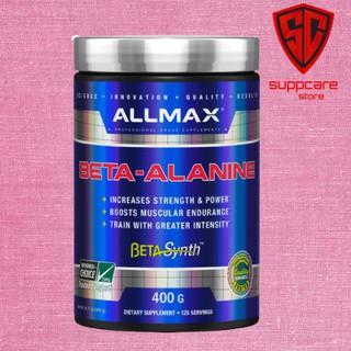 BETA ALANINE Allmax Beta Alanine 400g - Bổ Sung Phát Triển Cơ Bắp - Chính Hãng thumbnail