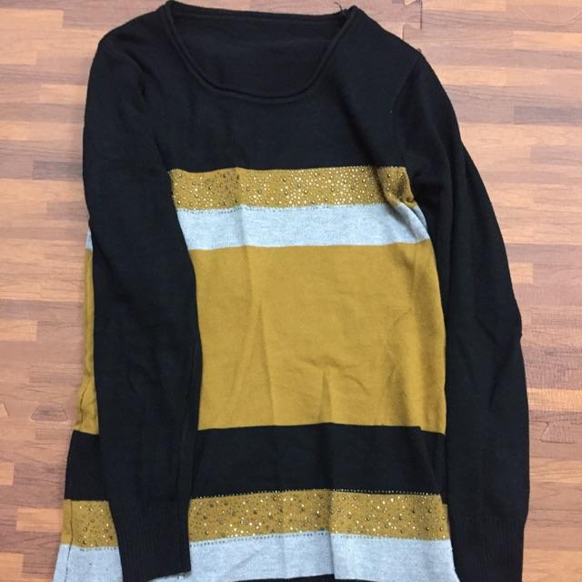 áo len dáng dài 3 màu