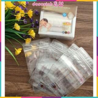 Túi trữ sữa Nano Silver 30 túi/hộp (30 chiếc x 200 ml)