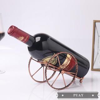 Khung đỡ chai rượu thiết kế độc đáo sáng tạo