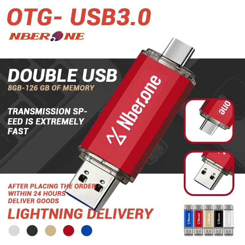 OTG USB 3.0 USB Flash Drive 32GB Drive Flash Drive