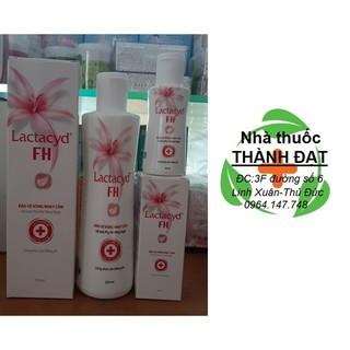 Lactacyd FH hồng vệ sinh phụ nữ mẫu mới thumbnail