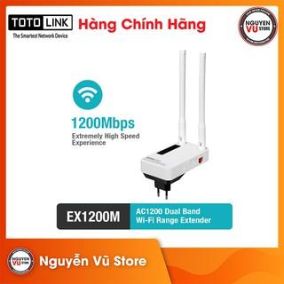 Thiết bị mở rộng sóng Wi-Fi Totolink EX1200M-Hàng Chính Hãng thumbnail