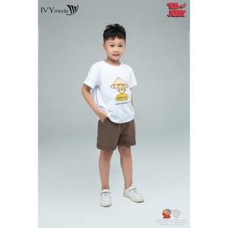 IVY moda áo thun bé trai MS 57K1109 thumbnail