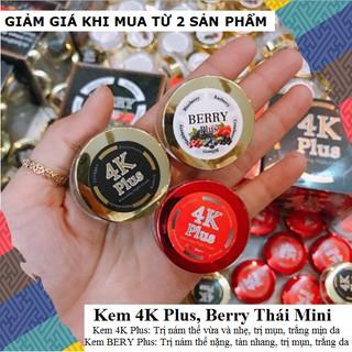 [THÁI] Kem 4K Plus, Berry Mini thumbnail