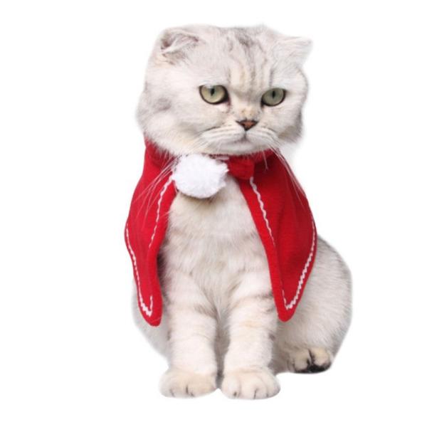 Áo choàng Giáng sinh cho thú cưng - 13847350 , 2545658173 , 322_2545658173 , 74000 , Ao-choang-Giang-sinh-cho-thu-cung-322_2545658173 , shopee.vn , Áo choàng Giáng sinh cho thú cưng