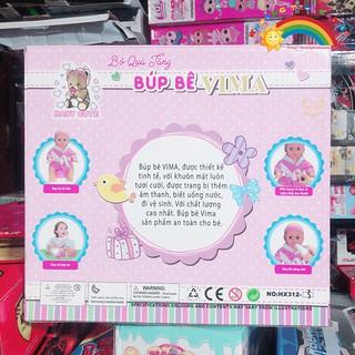 Búp bê baby | Biabibo Store