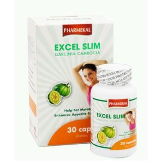 Giảm Cân Excel Slim Garcinia Cambogia Pharmekal Hộp 30 viên (Đảm bảo chính hãng) thumbnail
