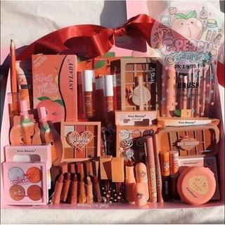 Bộ Trang Điểm Chính Hãng cao cấp KissBeauty,gồm 27 món makeup đầy đủ . Tặng kèm 1 Túi đựng Mỹ phẩm chống nước. thumbnail