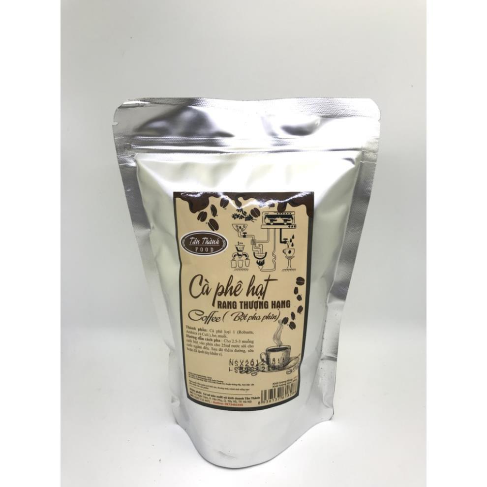 [Giá Hủy Diệt] Cà phê hạt rang thượng hạng (Bột pha phin) G250g(240g)/10 Gia Vị Thành Lộc