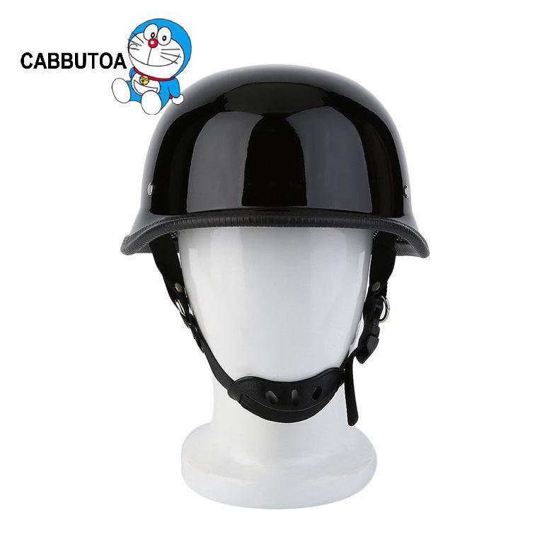 Mũ Bảo Hiểm Xe Mô Tô Phong Cách Cổ Điển Đức