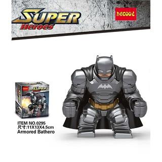 🔥HOT🔥 [ ĐỒ CHƠI LEGO GIÁ RẺ ] Đồ chơi Lego ✌ Đồ chơi Lắp ghép xếp hình lego Minifigures batman -DECOOL 0295