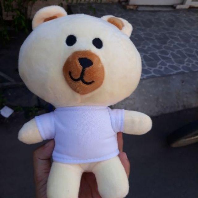 Gấu nhồi bông 20cm