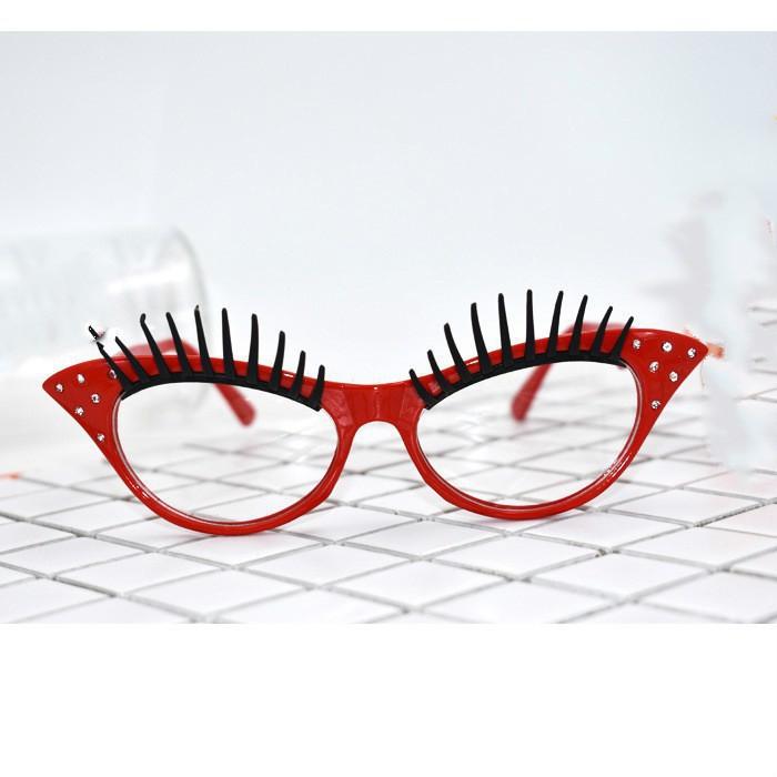 New Party Funny Cat Eye Glasses Glasses Eye Eye