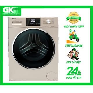 MIỄN PHÍ CÔNG LẮP ĐẶT - DD950E N Máy giặt Aqua Inverter 9.5 Kg AQD-DD950E N