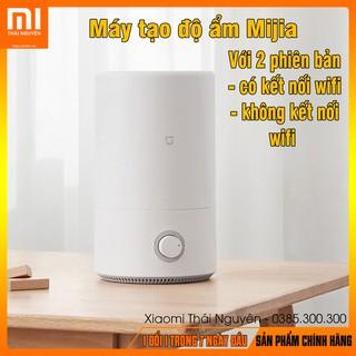 Máy tạo độ ẩm Mijia – Với 2 phiên bản có kết nối wifi /  không kết nối wifi