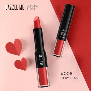 DAZZLE ME 2-In-1 Matte Lipstick and Liquid Gloss thumbnail