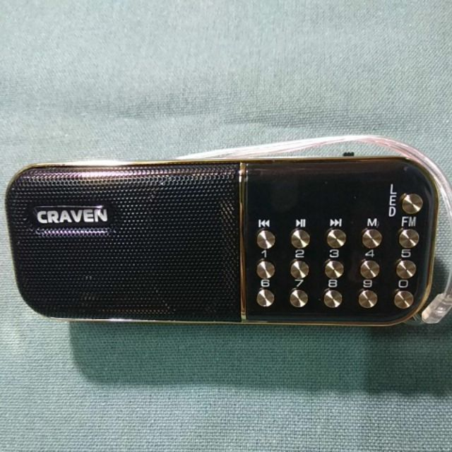 Loa thẻ nhớ Craven CR 865 - 2566280 , 516738582 , 322_516738582 , 130000 , Loa-the-nho-Craven-CR-865-322_516738582 , shopee.vn , Loa thẻ nhớ Craven CR 865