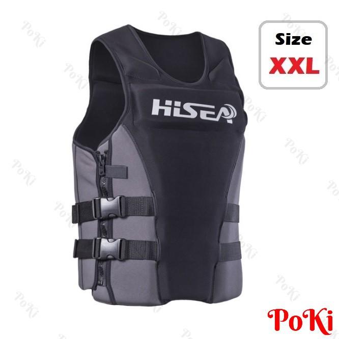 Áo phao bơi cứu hộ HISEA - XXL, chuyên dùng cho các môn thể thao mạo hiểm, đặt tiêu chuẩn EU cao cấp - POKI - 13678785 , 1102561941 , 322_1102561941 , 899000 , Ao-phao-boi-cuu-ho-HISEA-XXL-chuyen-dung-cho-cac-mon-the-thao-mao-hiem-dat-tieu-chuan-EU-cao-cap-POKI-322_1102561941 , shopee.vn , Áo phao bơi cứu hộ HISEA - XXL, chuyên dùng cho các môn thể thao mạo