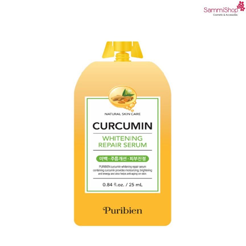 Serum Puribien Curcumin Whitening Repair Serum (25ml)   Shopee Việt Nam