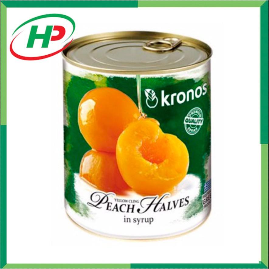 🐌 Đào ngâm Kronos 820g - SP010221