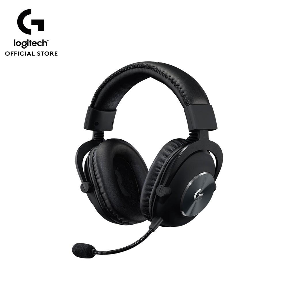 [Mã ELLOGI12 giảm 8% đơn 300K] Tai nghe gaming Logitech G PRO (Gen 2) màng loa PRO-G 50mm(tương thích PC, PS4, Switch)