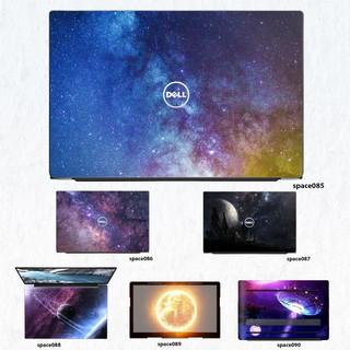 Skin dán Laptop Dell in hình không gian bộ 15 (inbox mã máy cho Shop) thumbnail