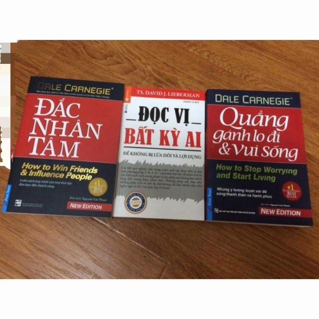 sách- Combo 3 cuốn đắc nhân tâm, đọc vị bất kì ai, quẳng gánh lo đi mà vui sống - 3503115 , 809086540 , 322_809086540 , 168000 , sach-Combo-3-cuon-dac-nhan-tam-doc-vi-bat-ki-ai-quang-ganh-lo-di-ma-vui-song-322_809086540 , shopee.vn , sách- Combo 3 cuốn đắc nhân tâm, đọc vị bất kì ai, quẳng gánh lo đi mà vui sống