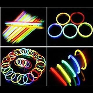 Combo 100 que cổ vũ phát sáng, vòng dạ quang