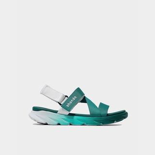 [Ảnh thật] Sandals F6 Sport ombre đế 2 màu xanh trắng F6S0330