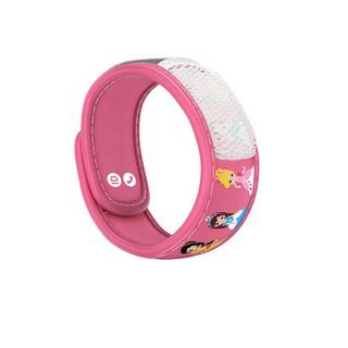 Viên chống muỗi PARA KITO kèm vòng đeo tay trẻ em họa tiết công chúa (loại 2 viên) - PARA KITO -PKWB05