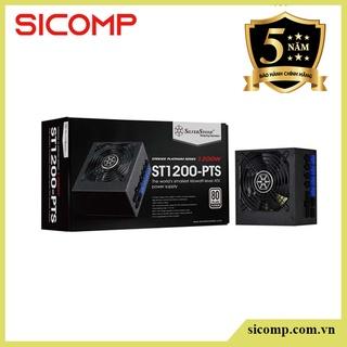 Nguồn Strider 80 plus Platinum 1200W SST-ST1200-PTS Silver Stone new, bảo hành chính hãng 60th thumbnail