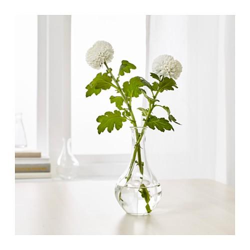 Lọ hoa Ikea Viljestark 10 x 17 cm