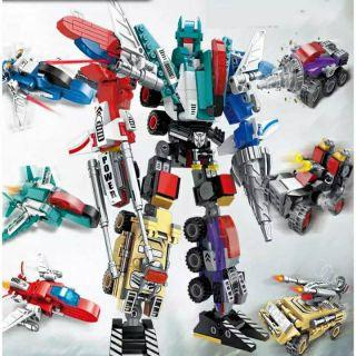 [Mã TOY1212 giảm 10% tối đa 25K đơn bất kỳ] Lego lắp ráp enlighten mô hình robot 1412