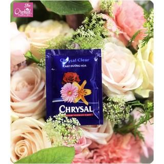 Dưỡng hoa tươi lá mướt xanh Chrysal 5g thumbnail