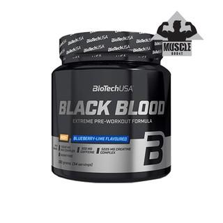 Preworkout Black Blood Nox Hỗ trợ tăng sức mạnh khi tập