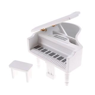 Mô hình đàn piano bằng gỗ