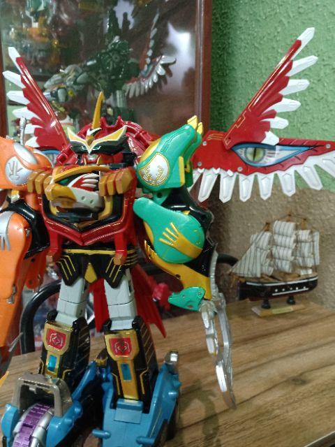 Mô Hình Gao Icarus Siêu nhân gao