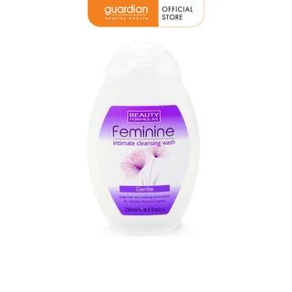Dung dịch vệ sinh phụ nữ Beauty Formulas 250ml thumbnail