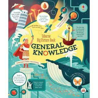 Sách Big Picture Book of General Knowledge - Tìm Hiểu về Vạn Vật thumbnail
