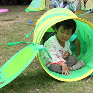Đồ chơi hầm chui ống chui hình động vật cho bé