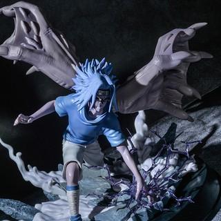 Mô Hình Nhân Vật Sasuke Trong Naruto Độc Đáo