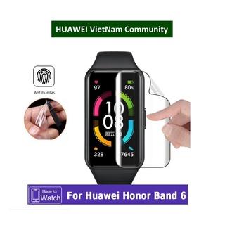 Dán Film PPF Huawei Honor Band 6 loại siêu trong xịn USA thumbnail