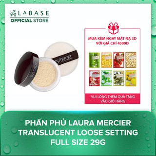 Phấn Phủ Laura Mercier Translucent Loose Setting Full size 29g thumbnail